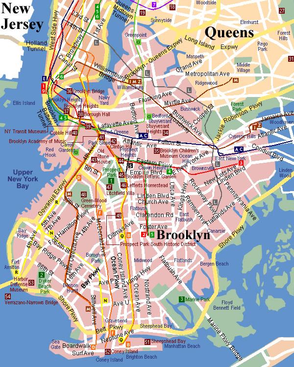 Brooklyn_map